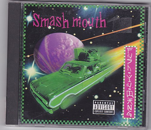 Fush Yu Mang by Smash Mouth CD 1997 - Very Good