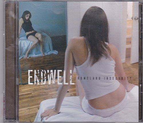 Homeland Insecurity by Endwell CD 2006 - Very Good