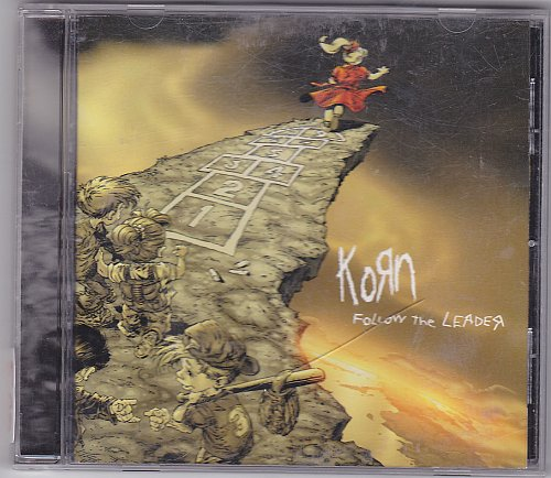 Follow the Leader by Korn CD 1998 - Very Good