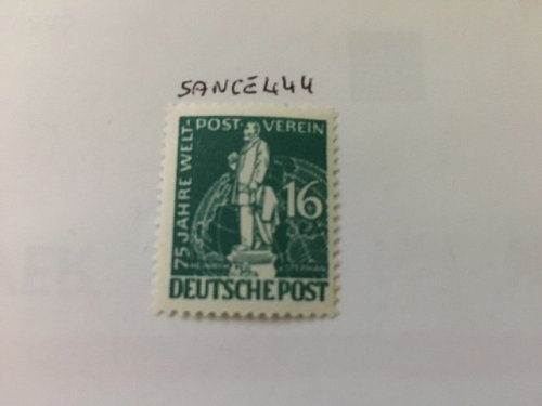 Germany Berlin Universal Postal Union 16p mnh 1949