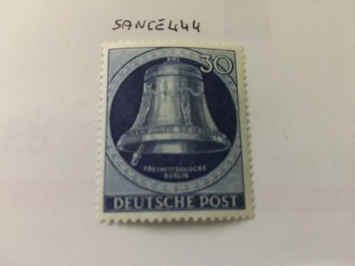 Germany Berlin Bell of Liberty 30p mnh 1950