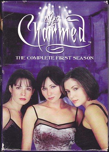 Charmed - Complete 1st Season DVD 2005 6-Disc Set - Good