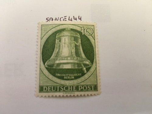 Berlin Bell of Liberty 10p mnh 1951