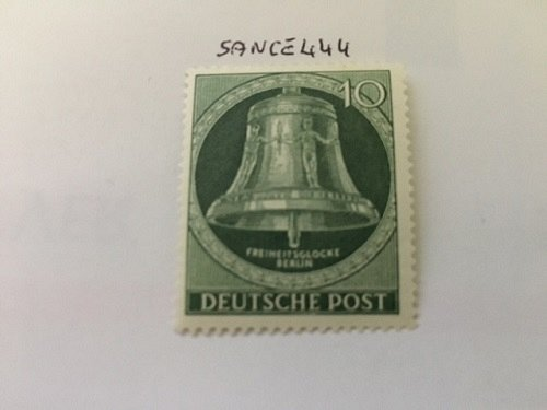 Germany Berlin Bell of Liberty 10p mnh 1953