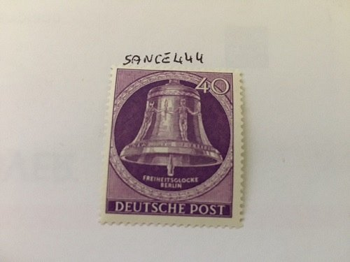 Germany Berlin Bell of Liberty 40p mnh 1953