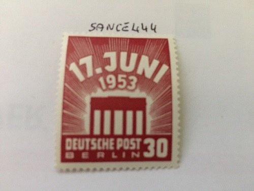 Germany Berlin Revolt of June 30p mnh 1953