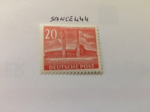 Germany Berlin Buildings 20p mnh 1953