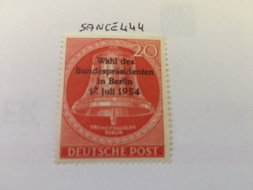 Germany Berlin Bell of Liberty overp. mnh