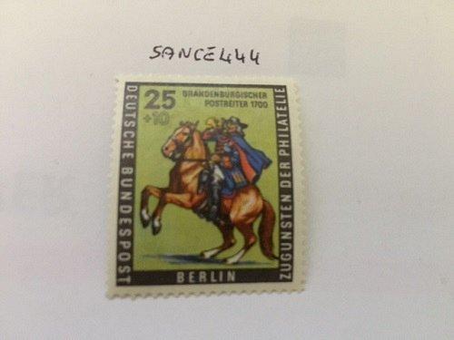 Germany Berlin Stamp Day mnh 1956