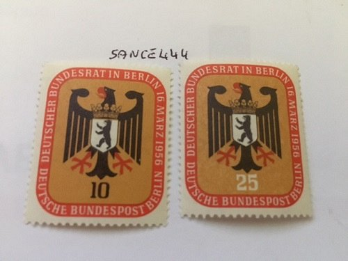 Germany Berlin Federal Council mnh 1956