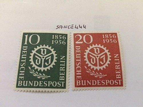 Germany Berlin Association of Engineers mnh 1956