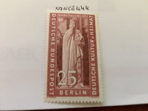 Germany Berlin Cultural Council mnh 1957