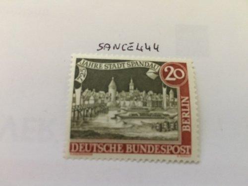Germany Berlin Spandau mnh 1957