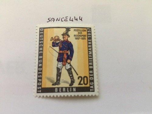 Germany Berlin Stamp Day mnh 1957