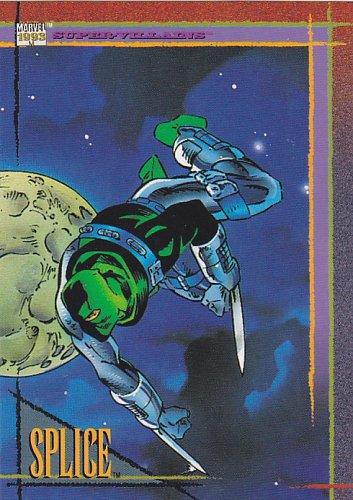 Splice #66 - Marvel Comic 1993 Trading Card