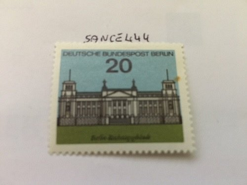 Germany Berlin Parliament House mnh 1964