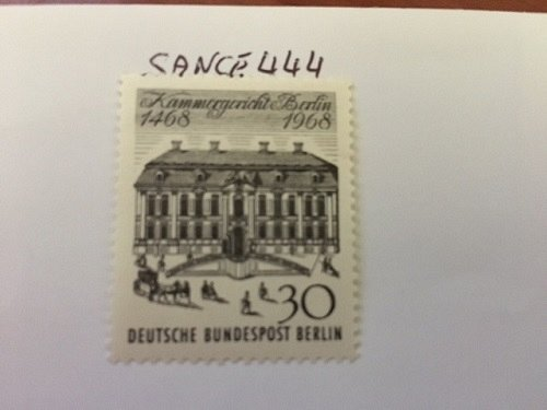 Germany Berlin Courthouse mnh 1968
