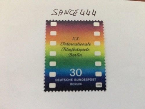 Germany Berlin Film Festival mnh 1970