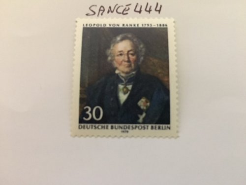 Germany Berlin Leopold von Ranke mnh 1970