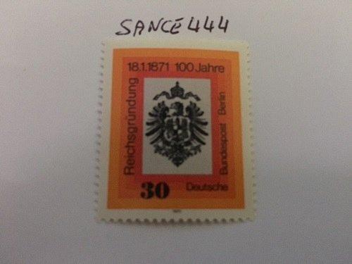 Germany Berlin Reich 1871 mnh 1971