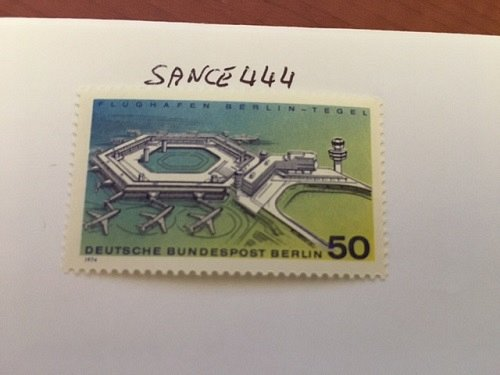 Germany Berlin Airport mnh 1974