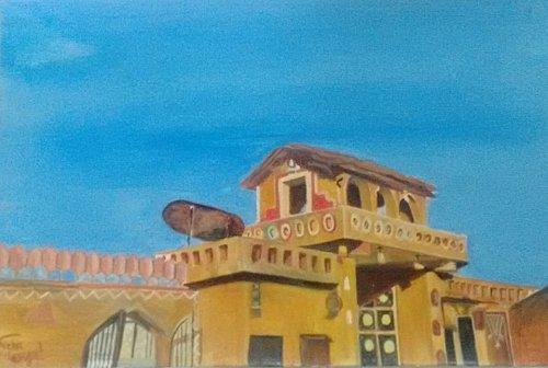 Choki Dhani Rajasthan Original