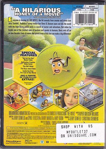 Bee Movie DVD 2008 - Very Good