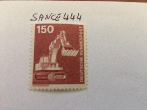 Germany Technics 150p mnh 1982