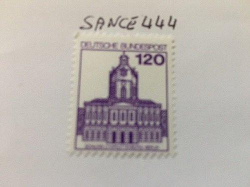Germany Castles 120p mnh 1982