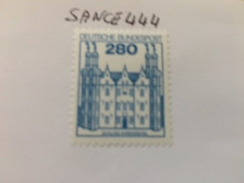 Germany Castles 280p mnh 1982