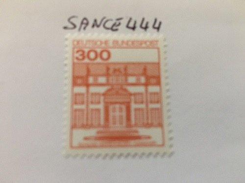 Germany Castles 300p mnh 1982