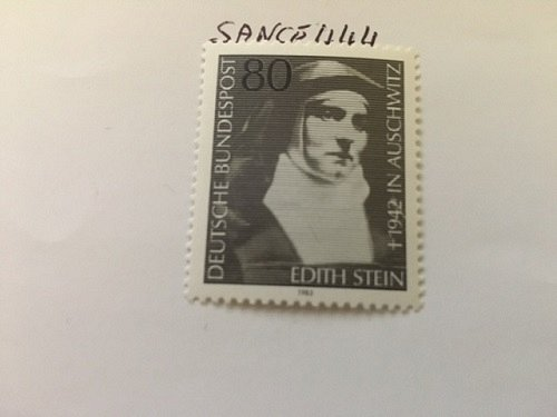 Germany Edith Stein mnh 1983