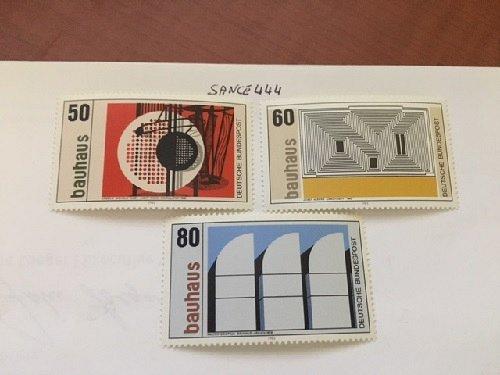 Germany Bauhaus mnh 1983