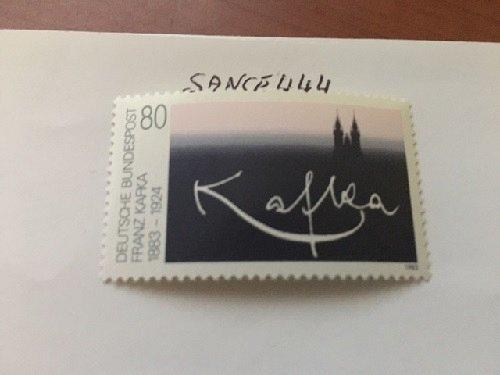 Germany Franz Kafka mnh 1983