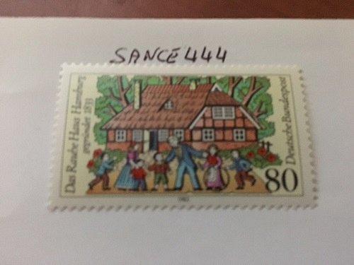 Germany Das Rauhe haus mnh 1983