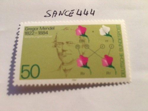 Germany Gregor Mendel mnh 1984