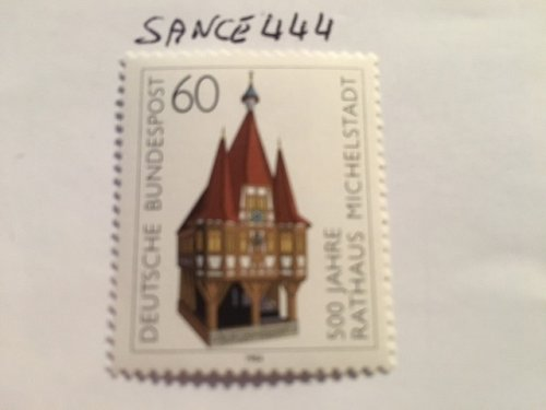 Germany Michelstadt mnh 1984