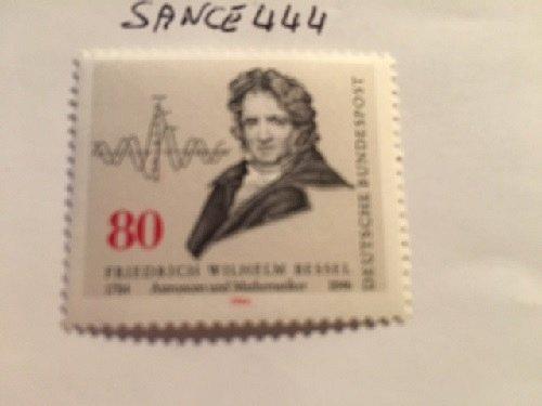 Germany F.W. Bessel mnh 1984