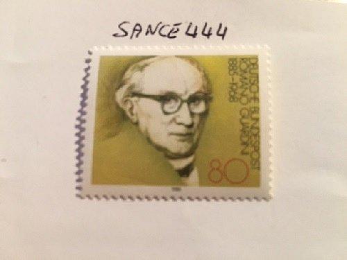 Germany R. Guardini mnh 1985