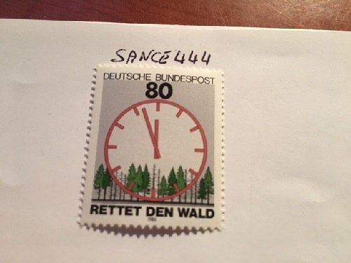 Germany Save the forest mnh 1985