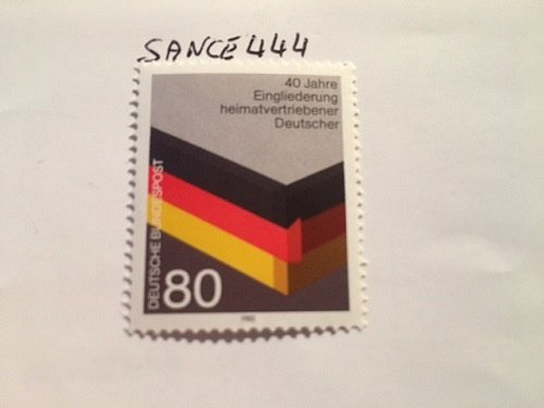 Germany Emigration mnh 1985