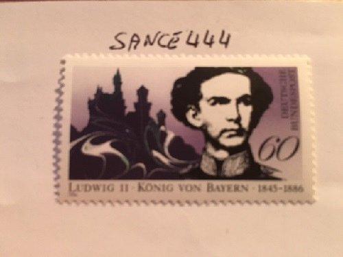 Germany King Ludwig II mnh 1986