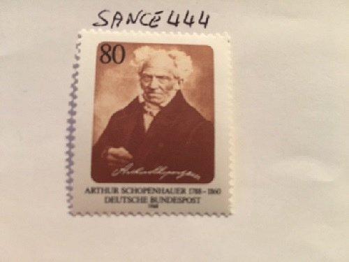 Germany Arthur Schopenhauer mnh 1988