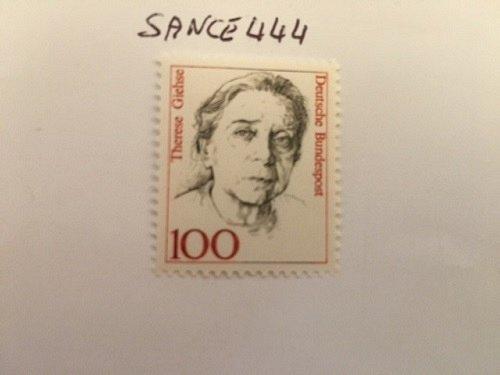 Germany Women 100p mnh 1988