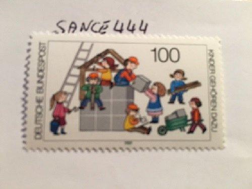 Germany Children mnh 1989