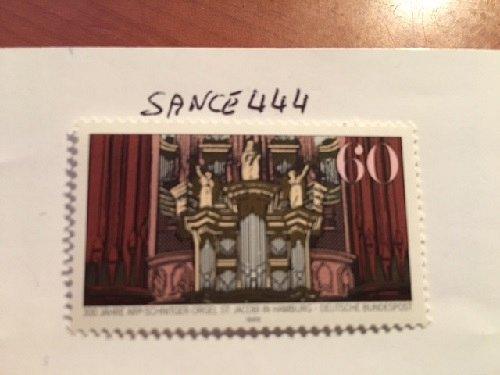 Germany Schnitger organ mnh 1989