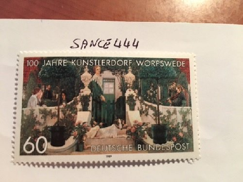 Germany Worpswede mnh 1989