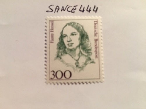 Germany Women 300p mnh 1989 #2