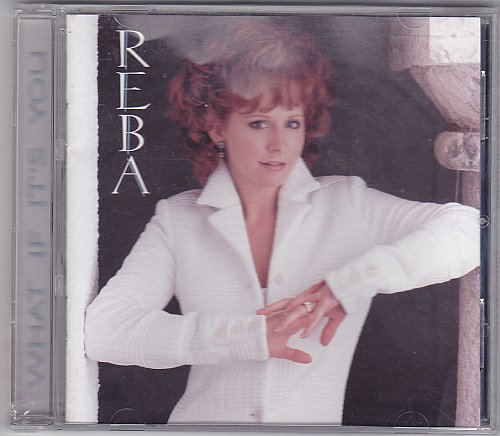 What If It's You by Reba McEntire CD 1996 - Like new