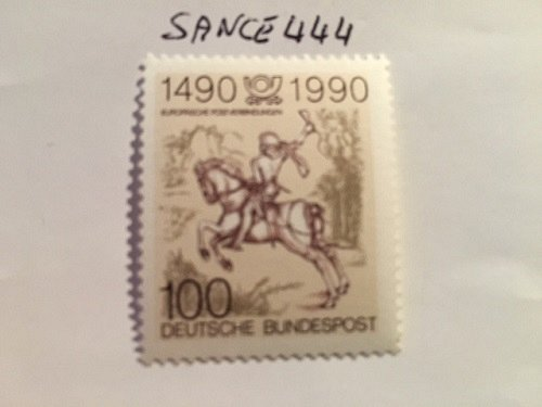 Germany European Post mnh 1990
